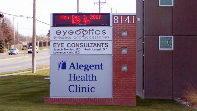 Integrated Sign Systems